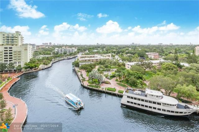 411 N New River Dr E #1104, Fort Lauderdale, FL 33301 (MLS #F10162035) :: The O'Flaherty Team