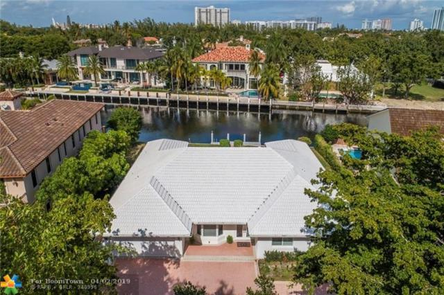 31 Bay Colony Dr, Fort Lauderdale, FL 33308 (MLS #F10162129) :: The Paiz Group