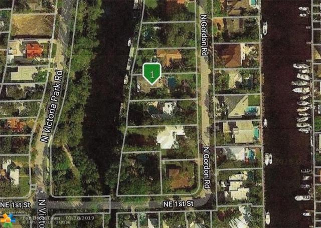 119 N Gordon Rd, Fort Lauderdale, FL 33301 (MLS #F10162259) :: Green Realty Properties