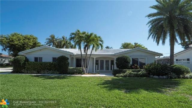 3960 NE 27th Ter, Lighthouse Point, FL 33064 (MLS #F10162341) :: Castelli Real Estate Services