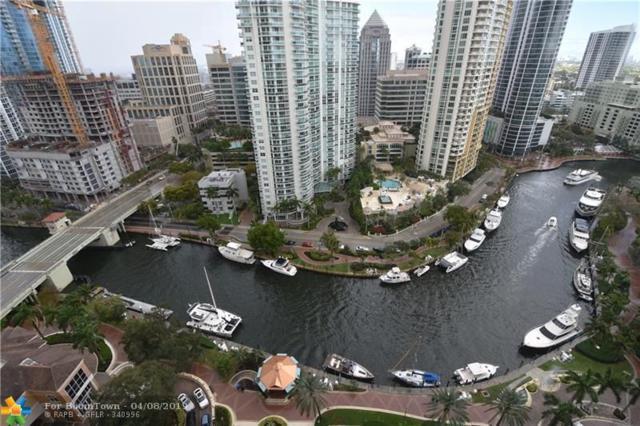 511 SE 5th Ave #2301, Fort Lauderdale, FL 33301 (MLS #F10162389) :: Laurie Finkelstein Reader Team