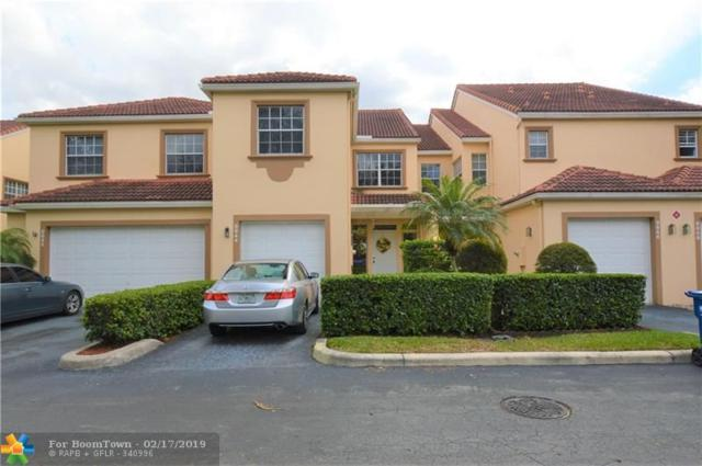 9844 Royal Palm Blvd #9844, Coral Springs, FL 33065 (MLS #F10163089) :: United Realty Group