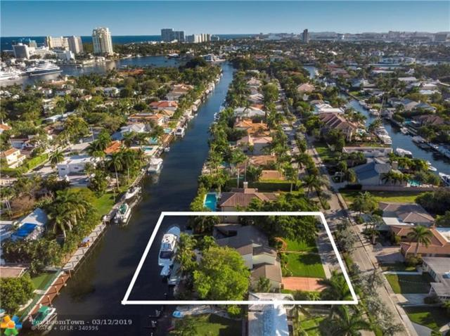 528 Riviera Dr., Fort Lauderdale, FL 33301 (MLS #F10165152) :: The Howland Group