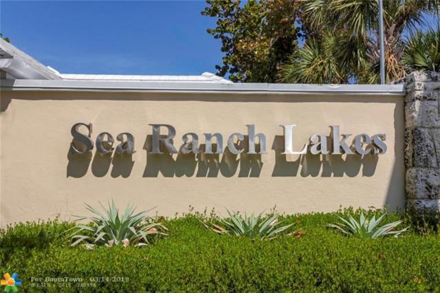 22 Winnebago Rd, Sea Ranch Lakes, FL 33308 (MLS #F10165475) :: GK Realty Group LLC