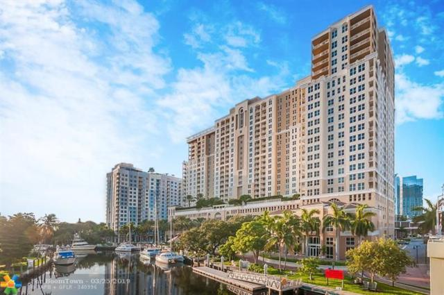 511 SE 5th Ave #1610, Fort Lauderdale, FL 33301 (MLS #F10167505) :: The O'Flaherty Team