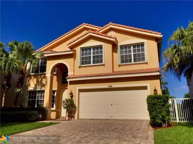 1668 E Classical Blvd, Delray Beach, FL 33445 (MLS #F10168227) :: Castelli Real Estate Services
