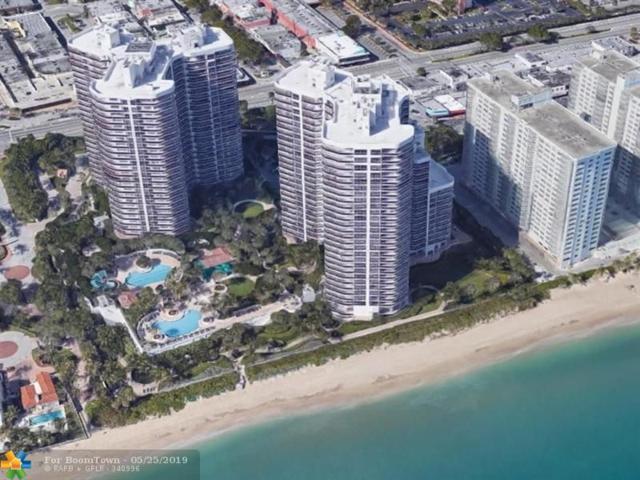 3200 N Ocean Blvd F1105, Fort Lauderdale, FL 33308 (MLS #F10168635) :: Green Realty Properties