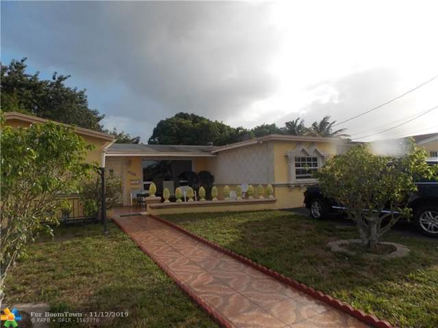3598 NW 39 STREET, Fort Lauderdale, FL 33309 (MLS #F10168961) :: Laurie Finkelstein Reader Team