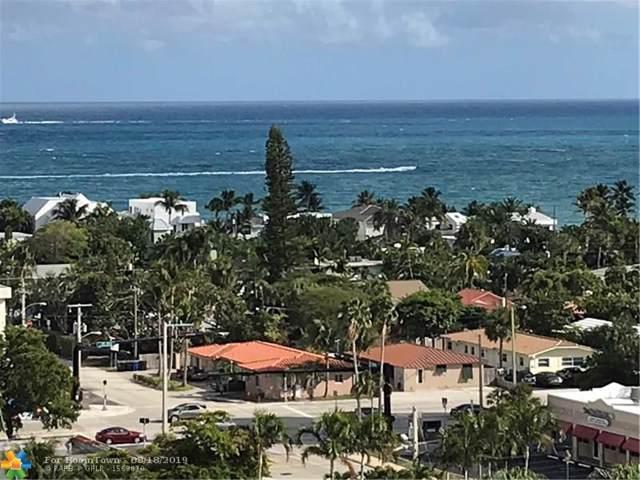 3020 NE 32nd Ave #1105, Fort Lauderdale, FL 33308 (MLS #F10169780) :: Green Realty Properties