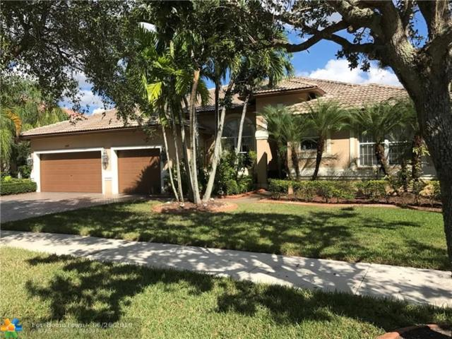 5044 Countrybrook Dr, Cooper City, FL 33330 (MLS #F10170226) :: Green Realty Properties