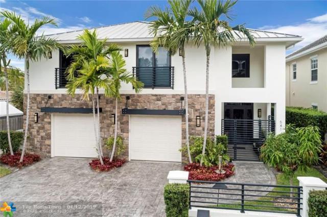 541 NE 17th Ave, Fort Lauderdale, FL 33301 (MLS #F10170760) :: Green Realty Properties