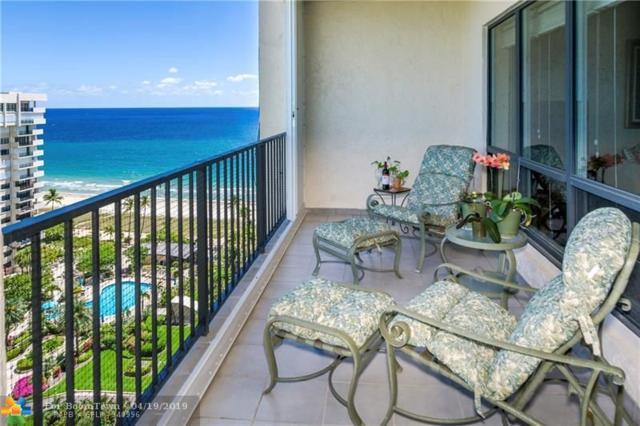5000 N Ocean Blvd Sph1602, Lauderdale By The Sea, FL 33308 (MLS #F10171495) :: Laurie Finkelstein Reader Team