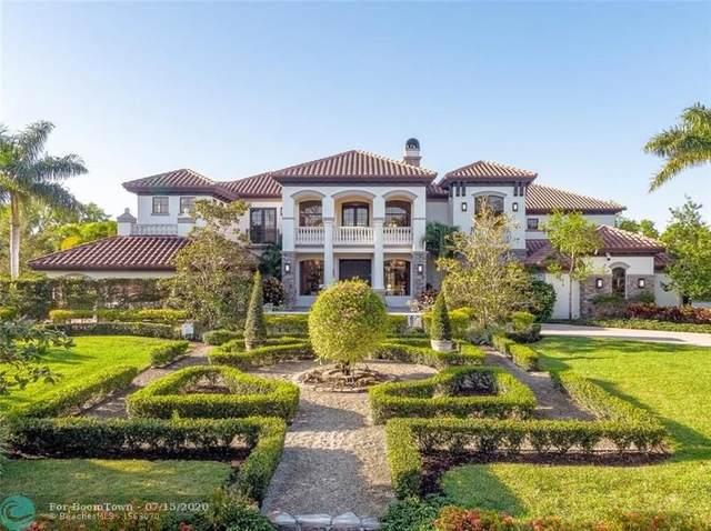 9136 NW 66th Ln, Parkland, FL 33067 (MLS #F10171707) :: Berkshire Hathaway HomeServices EWM Realty