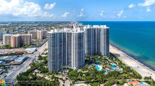 3200 N Ocean Blvd #2403, Fort Lauderdale, FL 33308 (MLS #F10171758) :: Green Realty Properties