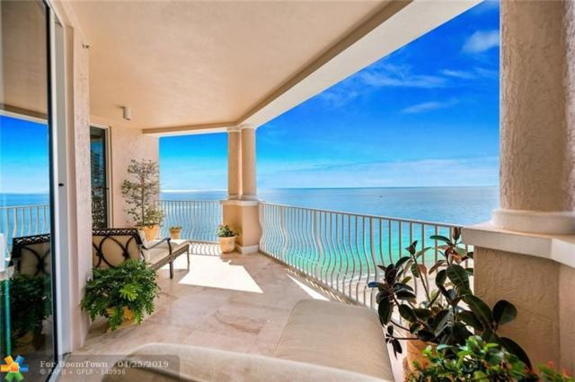 1460 S Ocean Blvd #1503, Lauderdale By The Sea, FL 33062 (MLS #F10171829) :: Berkshire Hathaway HomeServices EWM Realty