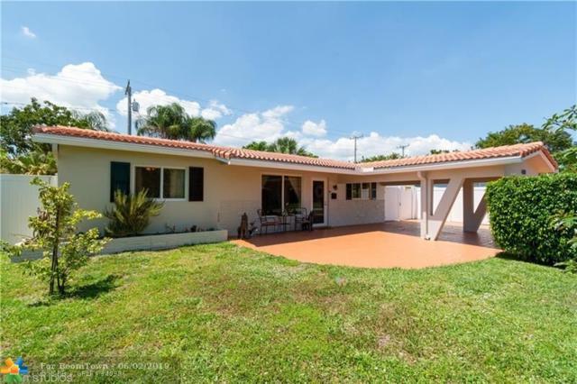 4311 NE 13th Ave, Oakland Park, FL 33334 (MLS #F10171837) :: Green Realty Properties