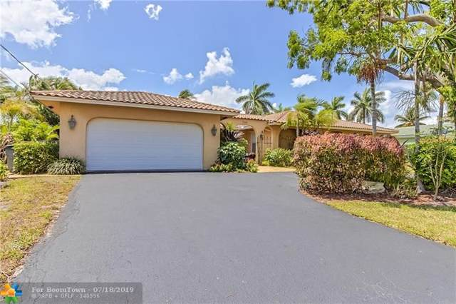 5141 NE 30th Ave, Lighthouse Point, FL 33064 (MLS #F10172834) :: United Realty Group