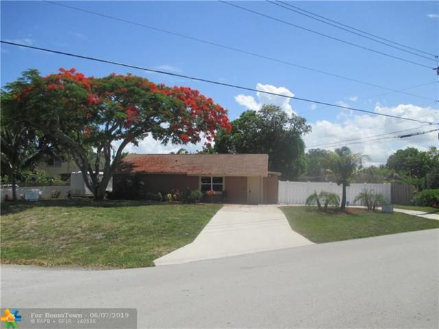 2981 NE 13th Ave, Pompano Beach, FL 33064 (MLS #F10173206) :: Green Realty Properties