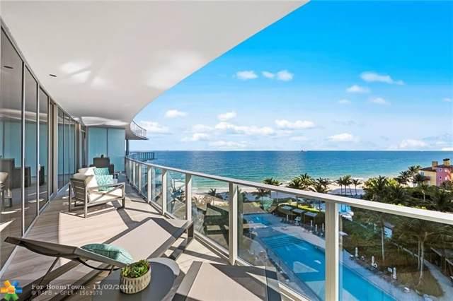 2200 N Ocean Blvd N703, Fort Lauderdale, FL 33305 (MLS #F10173493) :: The Paiz Group