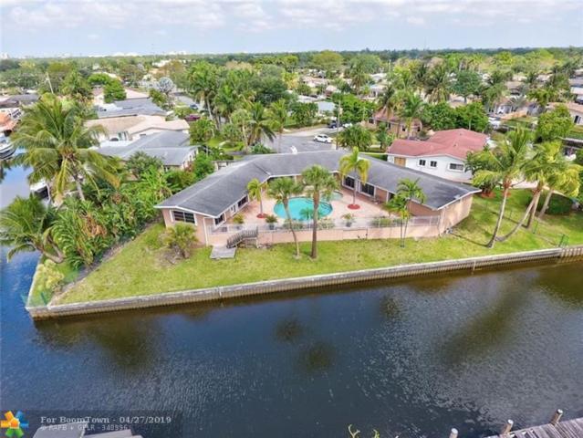5740 SW 17th Ct, Plantation, FL 33317 (MLS #F10173504) :: Green Realty Properties