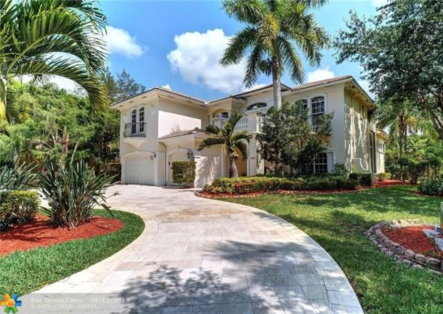 9037 NW 58th Ct, Parkland, FL 33067 (MLS #F10173677) :: Green Realty Properties