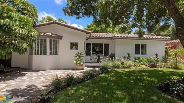 1440 NE 16th Ter, Fort Lauderdale, FL 33304 (MLS #F10173849) :: Green Realty Properties
