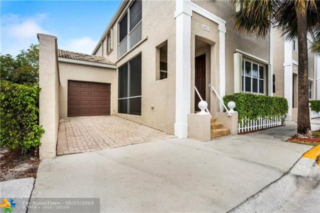 10513 NW 57th Ct #10513, Coral Springs, FL 33076 (MLS #F10174091) :: The O'Flaherty Team