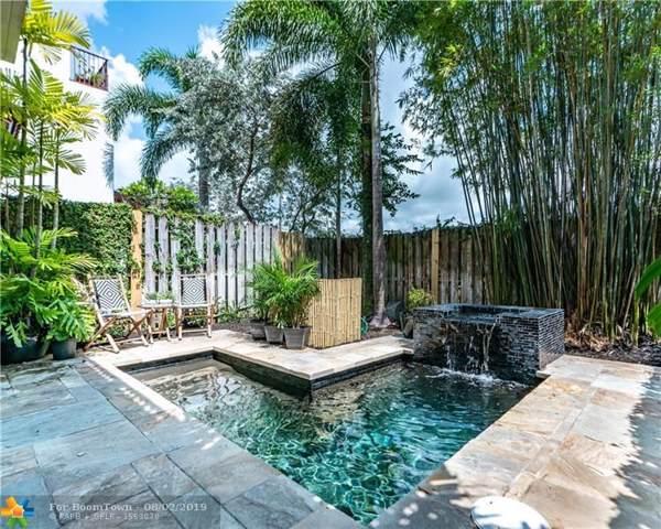 1707 NE 8TH ST #1707, Fort Lauderdale, FL 33304 (#F10175013) :: Weichert, Realtors® - True Quality Service