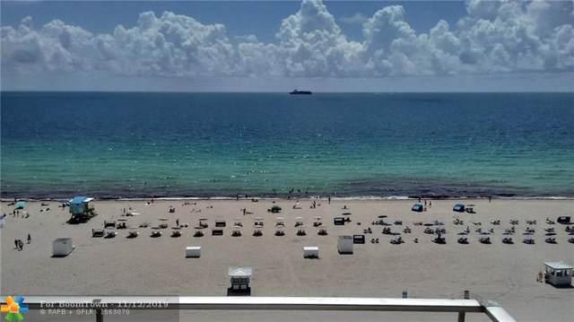 465 Ocean Dr #1115, Miami Beach, FL 33139 (MLS #F10175564) :: The Paiz Group