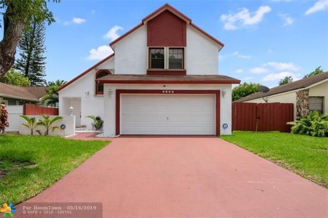 9802 SW 57th St, Cooper City, FL 33328 (MLS #F10175890) :: Green Realty Properties