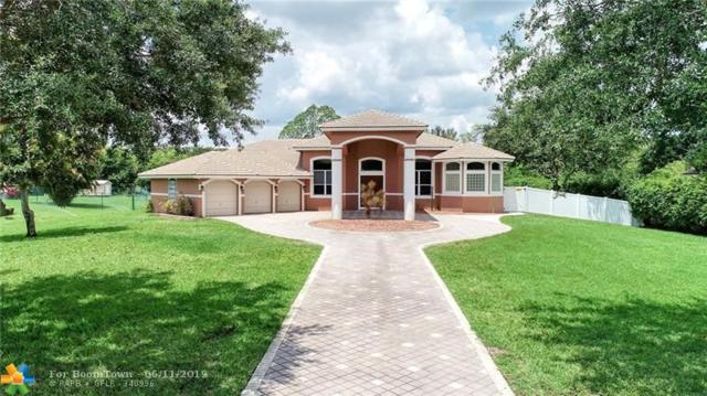 6273 NW 75th Way, Parkland, FL 33067 (MLS #F10176270) :: Green Realty Properties