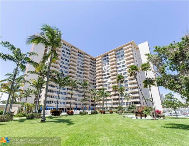 3300 NE 36th St #1219, Fort Lauderdale, FL 33308 (MLS #F10176421) :: The Howland Group
