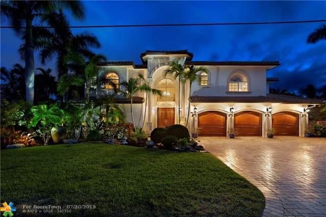 2511 NE 35th St, Lighthouse Point, FL 33064 (MLS #F10176524) :: Green Realty Properties