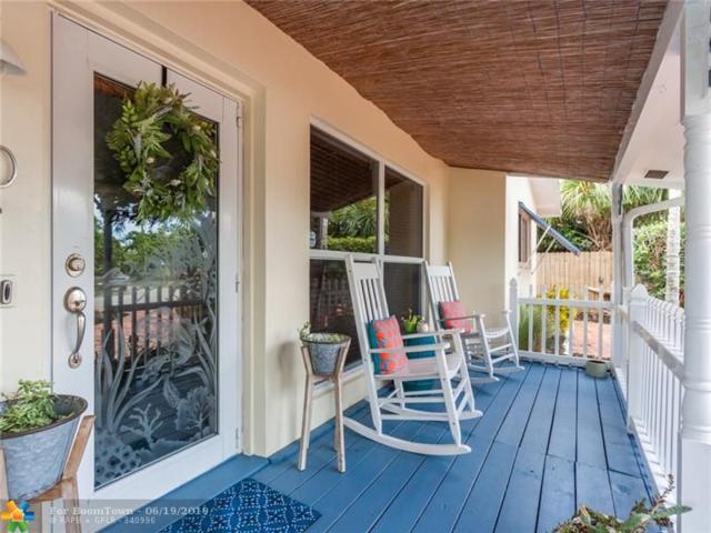4620 NE 5th Ave, Oakland Park, FL 33334 (MLS #F10177342) :: Green Realty Properties