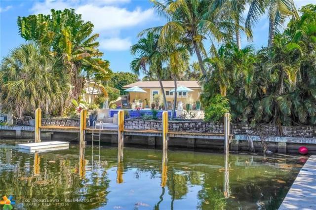 2151 NE 48th St, Lighthouse Point, FL 33064 (MLS #F10177523) :: Green Realty Properties
