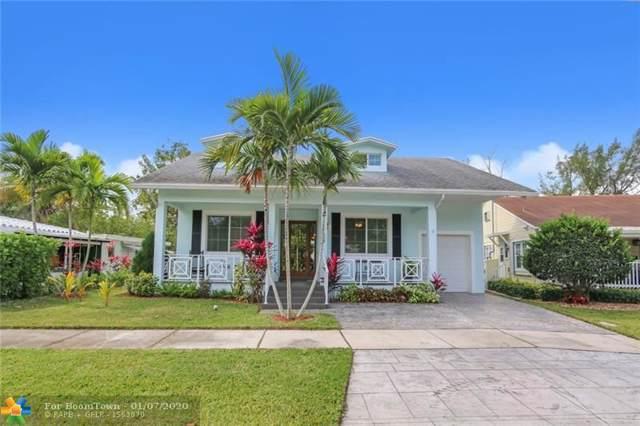208 SE 10th St, Fort Lauderdale, FL 33316 (MLS #F10177554) :: Castelli Real Estate Services