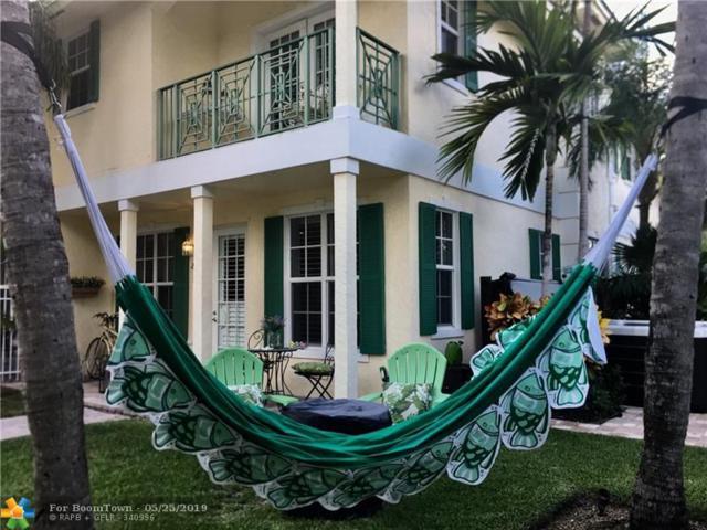 2517 NE 14th St #2517, Fort Lauderdale, FL 33304 (MLS #F10177654) :: Green Realty Properties