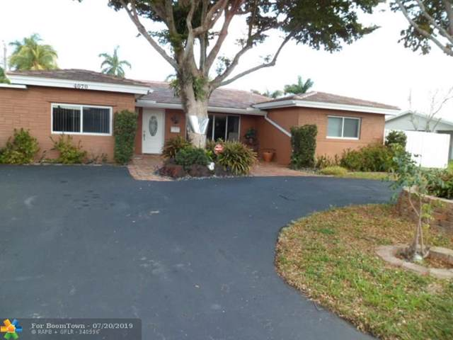 4070 NE 15th Ave, Oakland Park, FL 33334 (MLS #F10177934) :: Castelli Real Estate Services