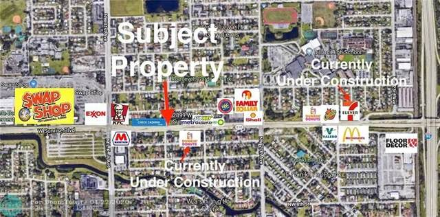 2889 W Sunrise Blvd, Fort Lauderdale, FL 33311 (MLS #F10178062) :: Castelli Real Estate Services