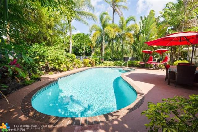 205 NE 16TH TER, Fort Lauderdale, FL 33301 (MLS #F10178105) :: Berkshire Hathaway HomeServices EWM Realty