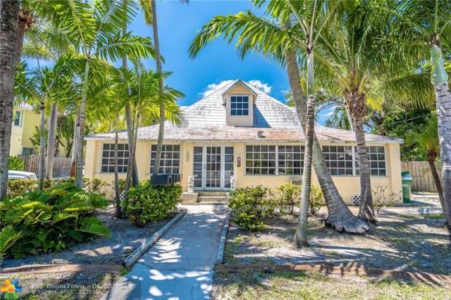 600 SW 9th St, Fort Lauderdale, FL 33315 (MLS #F10178359) :: GK Realty Group LLC