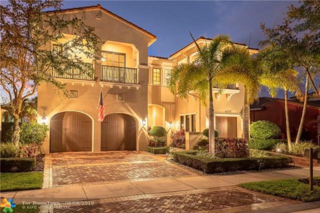 8177 Emerald Ave, Parkland, FL 33076 (MLS #F10178422) :: GK Realty Group LLC