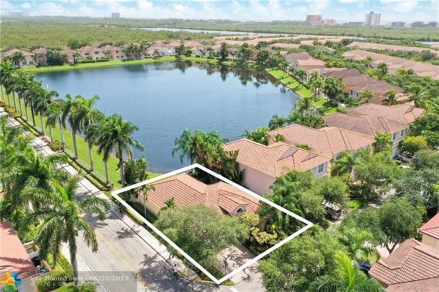 1095 Lyontree St, Hollywood, FL 33019 (MLS #F10178517) :: Green Realty Properties
