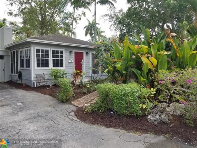 927 SW 7th St, Fort Lauderdale, FL 33315 (MLS #F10178540) :: Green Realty Properties