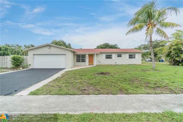 380 Kathy Ln, Margate, FL 33068 (MLS #F10179783) :: Green Realty Properties