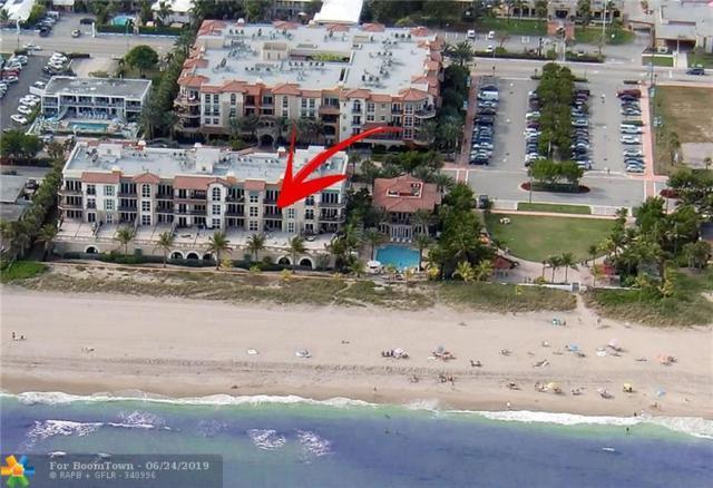 4444 El Mar Dr 3-306, Lauderdale By The Sea, FL 33308 (MLS #F10180611) :: Castelli Real Estate Services