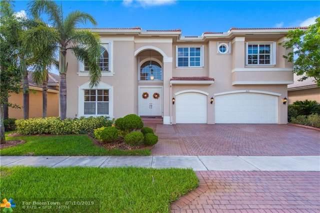 4618 SW 183rd Ave, Miramar, FL 33029 (MLS #F10180660) :: Green Realty Properties