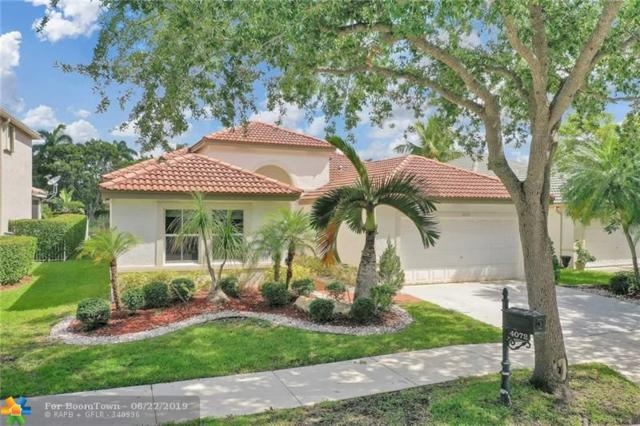 4072 Pinewood Ln, Weston, FL 33331 (MLS #F10181122) :: Green Realty Properties