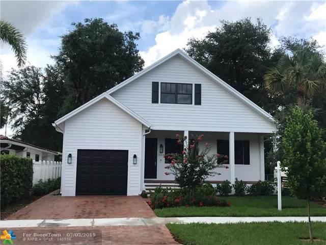 1005 SE 9th Street, Fort Lauderdale, FL 33316 (MLS #F10181377) :: The Paiz Group