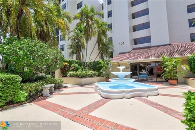 105 Lake Emerald Dr #415, Oakland Park, FL 33309 (MLS #F10182648) :: Berkshire Hathaway HomeServices EWM Realty